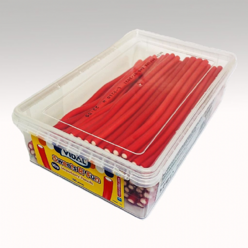 VIDAL STRAWBERRY PENCILS 1x100
